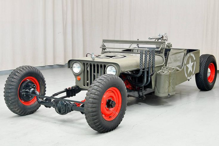 71 best Jeep Rat Rod images on Pinterest | Rat rods, Rats ...