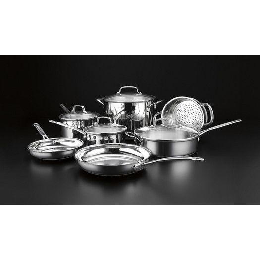 Shop AllModern for Cookware Sets for the best selection in modern design.  Free shipping on all orders over $49.
