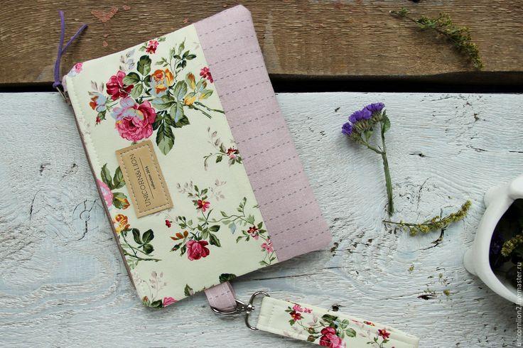 """Купить Клатч кошелек """"Винтажные розы"""" чехол для телефона - цветочный, клатч ручной работы"""