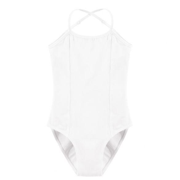 Arshiner Girls Sleeveless Elastic Dancewear Gymnastics Ballet Adjustable Strap Leotard $16.14 Free Shipping!