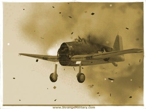 From Picture WW2 Fighter Planes | WWII FIGHTER PLANE WITH ENGINE BLOWN OFF! GRUMMAN HELLCAT DIVE BOMBER