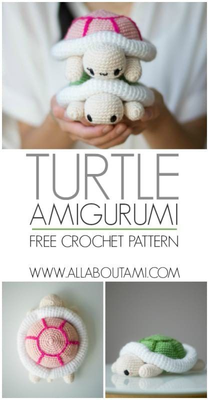 477 best Amigurumi images on Pinterest | Amigurumi patterns, Crochet ...