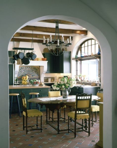 Image result for vintage spanish beams