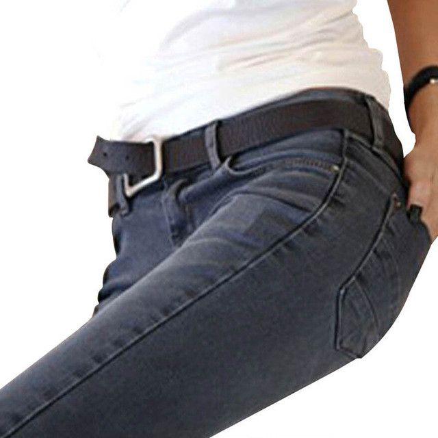 Spring Jeans Woman Skinny Pantalones 26-32 Plus Size Women Jeans Fashion Sexy Pencil Pants