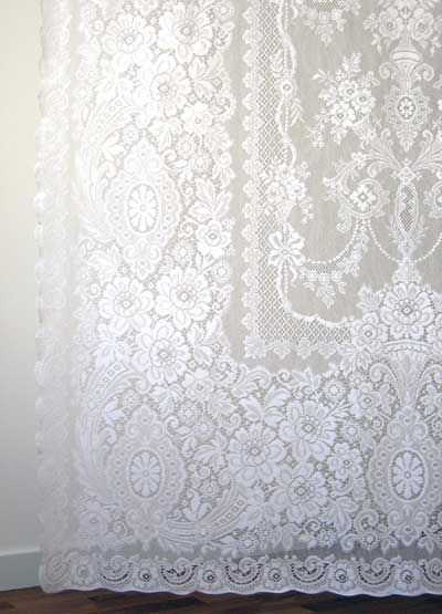 pin hatchedinfrance cotton lace ivory curtains by panels french door