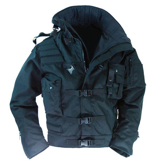 Tactical Coat