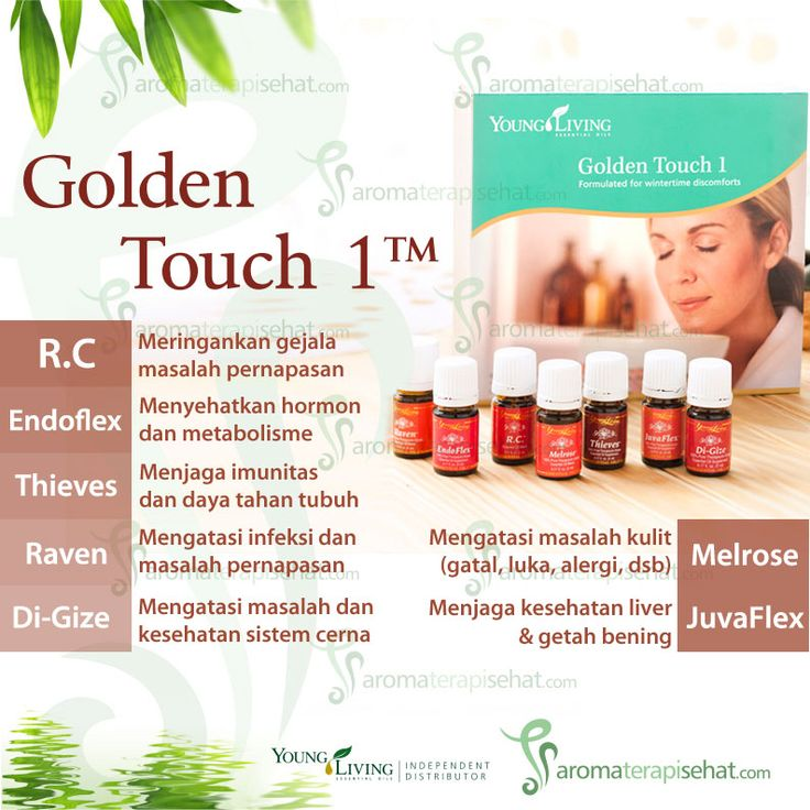 Golden Touch 1