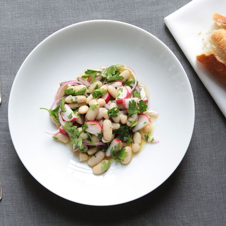 White Bean Salad with Tarragon Recipe on Food52 recipe on Food52