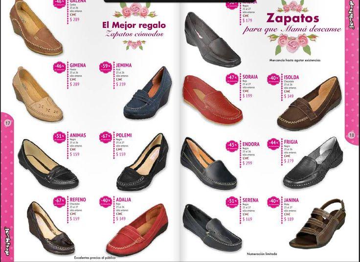 Desigual ofertas de ropa y calzado para mama 2015 zapatos - Hogarium catalogo de ofertas ...