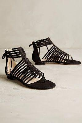 Boho Chic: Shoes