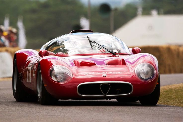 Alfa Romeo Tipo 33/2 Fléron