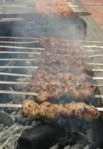 Kofta (Lamb Kabobs) Serve with tzatziki sauce (greek yogurt cucmber sauce)Arabic Food, Cigars, Beef Kabobs, Breads, Cooking, Food Meat, Eastern Food, Dips, Grilled
