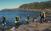 Bushrangers Bay Aquatic Reserve