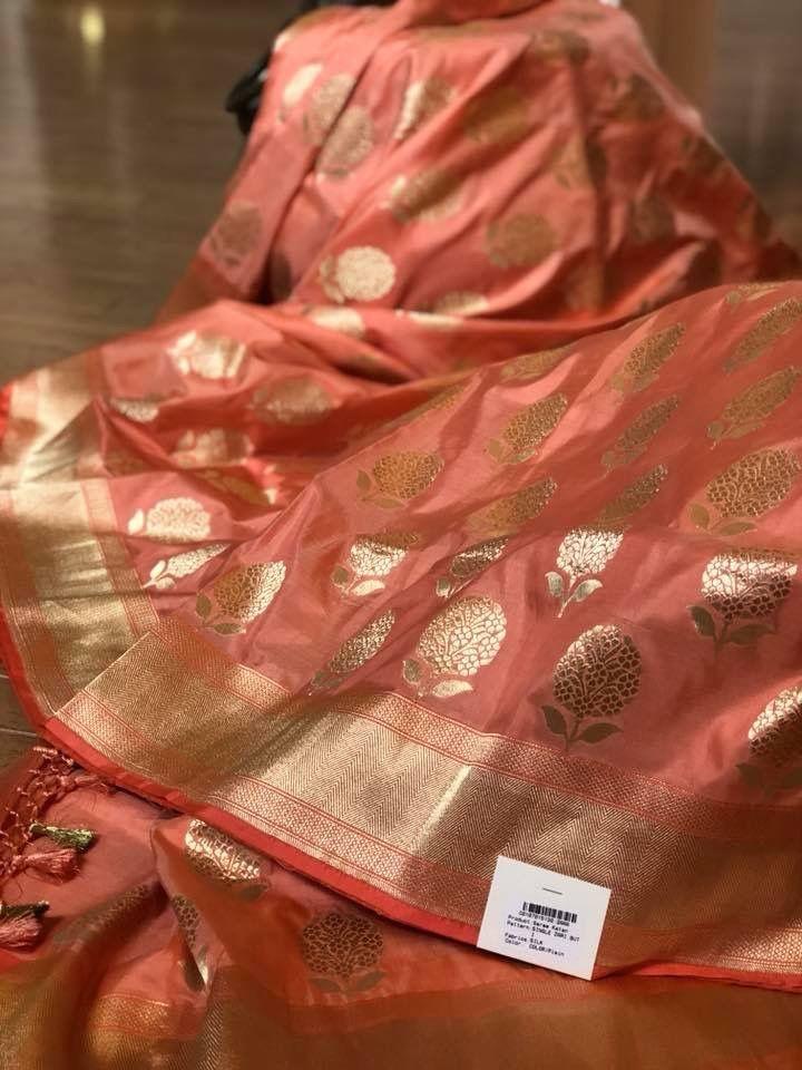 Beautiful colour saree