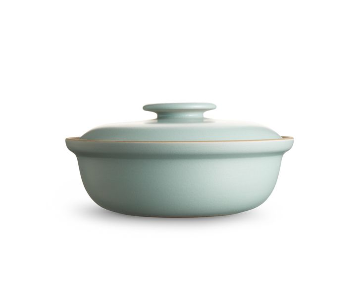 Large Covered Serving Dish - Serving - Heath Ceramics