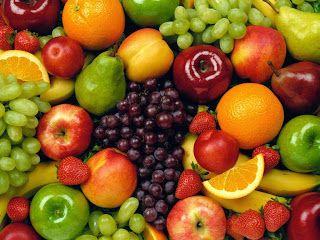 O Bisurado: Lista frutas ácidas, não-ácidas