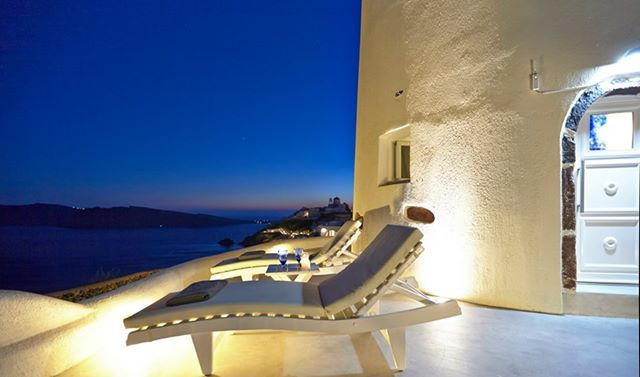After the sun has set... the mesmerizing colors of the Santorinian sky will do their magic to relax your senses...  #Santorini #Sunset #Greece #Luxury Antonis Eleftherakis Photography. All Rights Reserved.