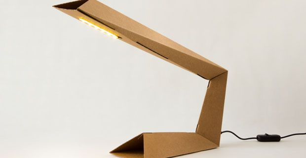 Fattelo: an open source lamp you can build yourself