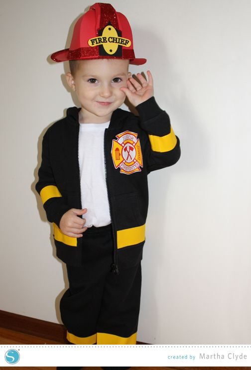 firefighter halloween costume - Fireman Halloween