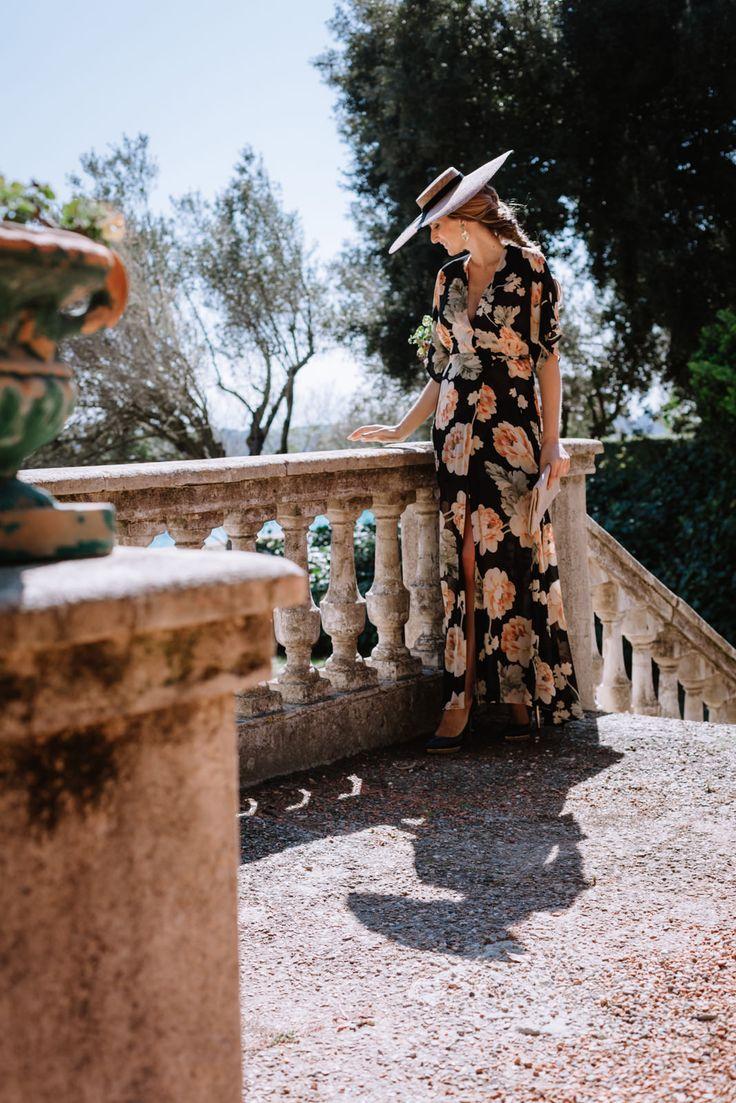 Look invitada boda: negro y flores Sin categoría - Confesiones de una Boda  http://stylelovely.com/confesionesdeunaboda/2017/06/21/look-invitada-boda-negro-flores/