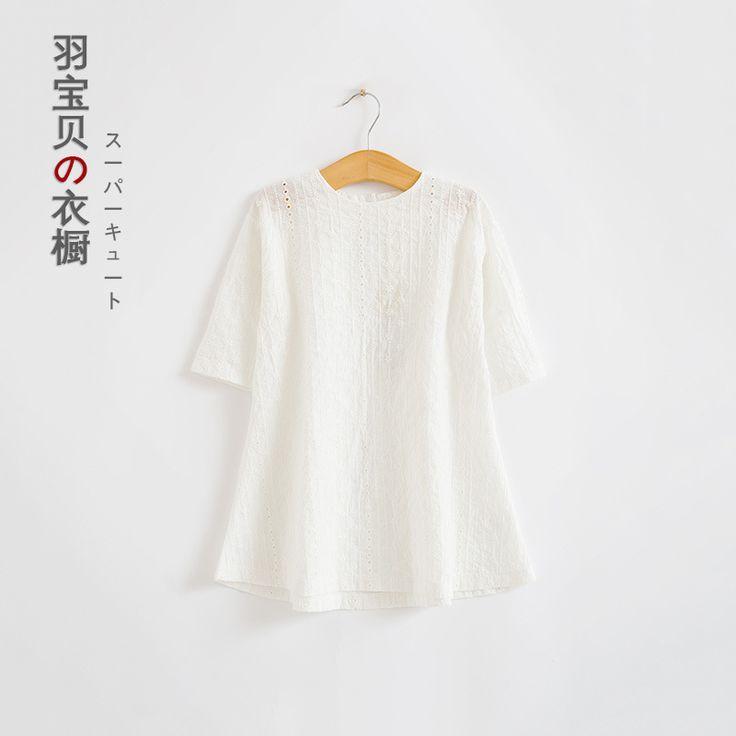 $9.41 (Buy here: https://alitems.com/g/1e8d114494ebda23ff8b16525dc3e8/?i=5&ulp=https%3A%2F%2Fwww.aliexpress.com%2Fitem%2F2016-Summer-New-Children-s-Clothing-Embroidered-White-Girls-Dress-Brand-Middle-Sleeved-Korean-Girls-Dress%2F32727857503.html ) 2016 Summer New Children's Clothing Embroidered White Girls Dress Brand Middle Sleeved Korean Girls Dress for just $9.41