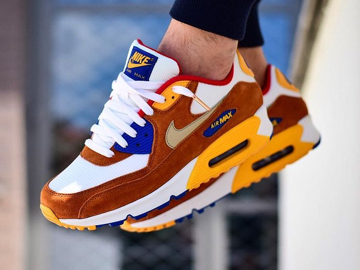 Nike Air Max 90 Curry - 2016 (by pops75)