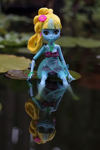Monster High 13 Wünsche Lagoona