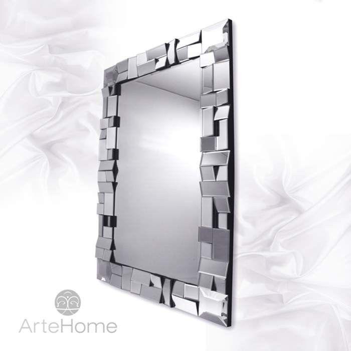 Lustro dekoracyjne ArteHome Zuza   sklep PrezentBox - akcesoria, zegary ścienne, prezenty