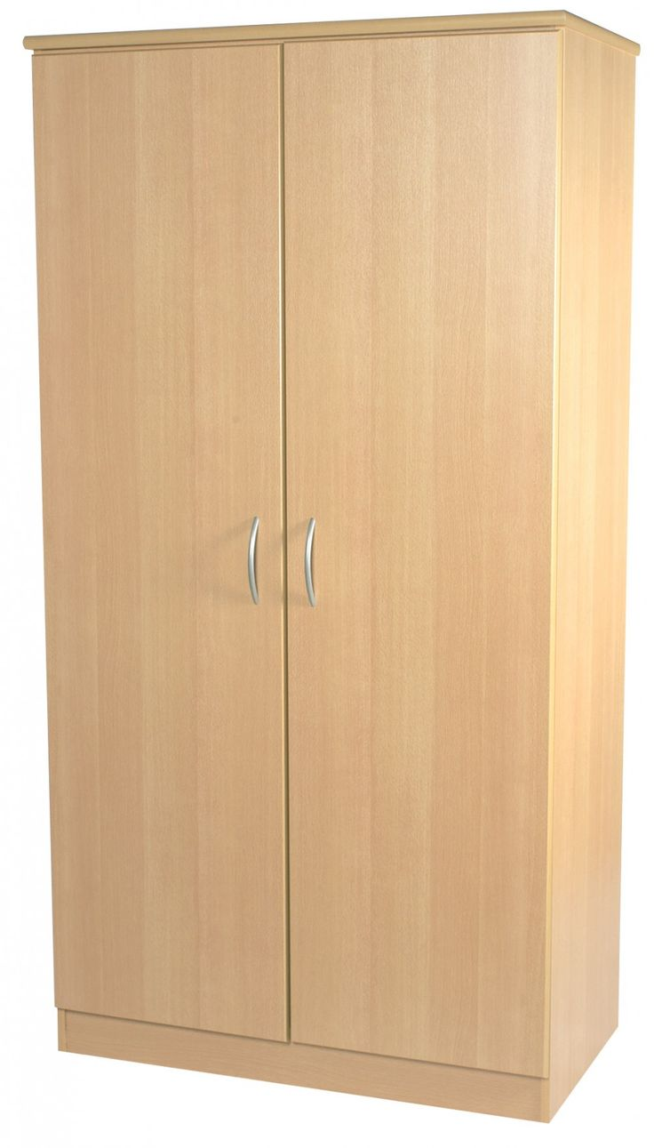 #Avon 3ft Wide 2 Door #Wardrobe (available in 3 colour finishes)