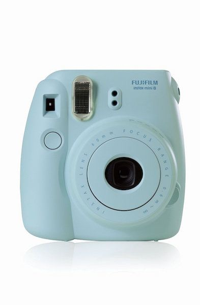 Head to BestBuy.com and check out these savings! Get this Fujifilm Instax Mini 8 Instant Film Camera for only $69.99! Normally $99.99! Instant film is great for parties! Plus, this camera comes with a Shutterfly promo code for a free 8×8 photo book and a free battery charger!