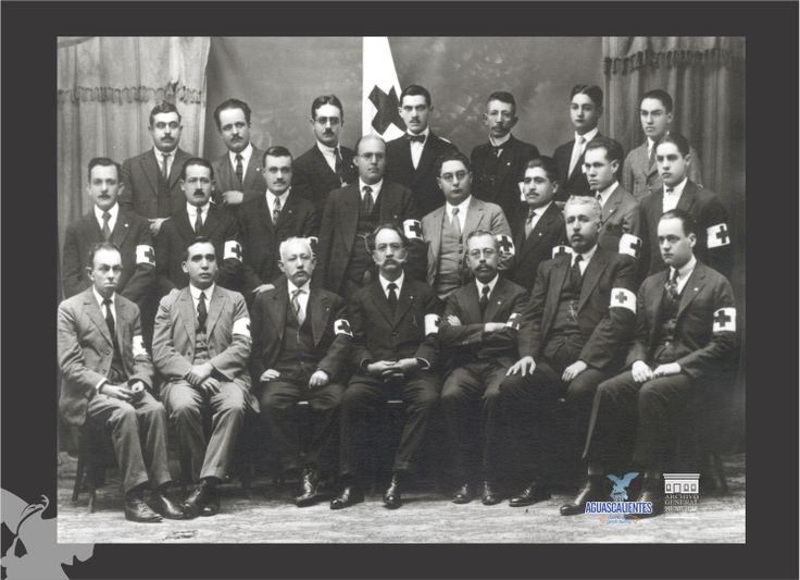 El 13 de  junio de 1877 nació Antonio Ávila Castañeda en la ciudad de Guadalajara,  Jalisco. México que se estableció en Aguascalientes en 1910. Colaboró con Francisco Villa en la atención a heridos de la derrota de Celaya. Fundador de la Cruz Roja en Aguascalientes, que comenzó a funcionar en una ala de su consultorio.-Archivo General Municipal.