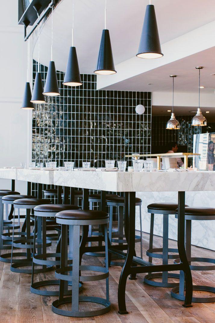 St Cecilia Bistro In Atlanta Georgia By Meyer Davis Studio Restaurant InteriorsRestaurant DesignRestaurant