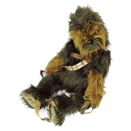 Comic Images Star Wars Backpack Buddies Chewbacca : Target
