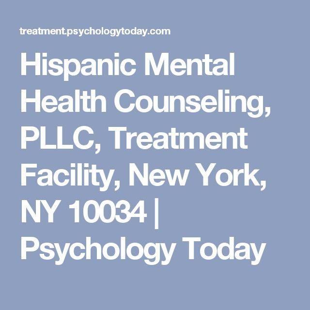 Hispanic Mental Health Counseling, PLLC, Treatment Facility, New York, NY 10034 | Psychology Today