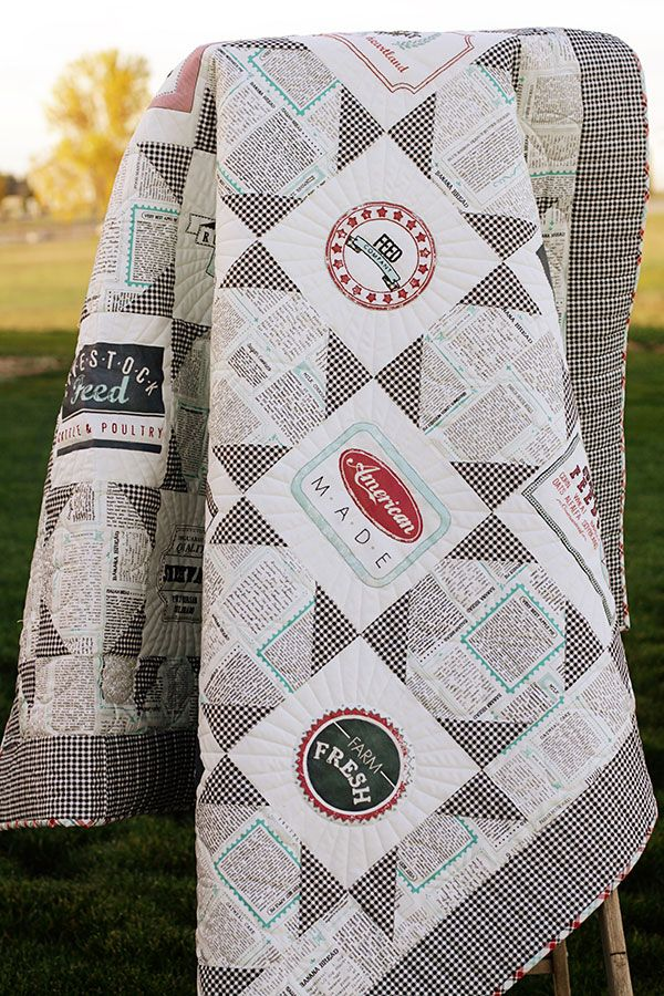 Sweetwater Designs-Feed Company, Their fabric designs are so cute!: