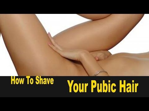"""HOW TO Get Rid Of Hair """"DOWN THERE"""" (Strictly For Mature 18+) 