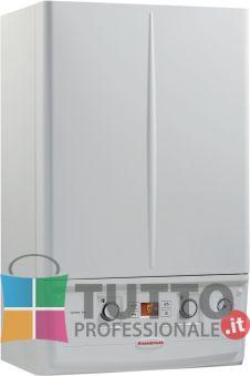 Caldaia IMMERGAS a condensazione EXA 28 kW ErP GPL classe A. Con VICTRIX EXA nasce una generazione di caldaie a condensazione che offre tutti i vantaggi della condensazione nella massima semplicità ed economia. Progettata per rispettare le nuove Direttive Europee ErP ed ELD, consente di raggiungere più facilmente le classi di efficienza elevate nel riscaldamento degli ambienti e nella produzione di acqua calda sanitaria delle abitazioni