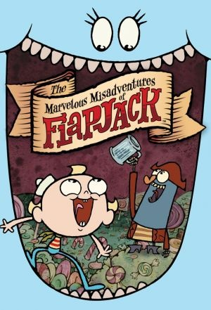 The Marvelous Misadventures of Flapjack: wish they would put it back on air