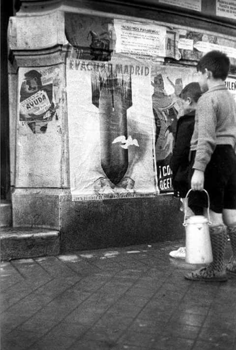 Spain - 1936-39. - GC - Madrid