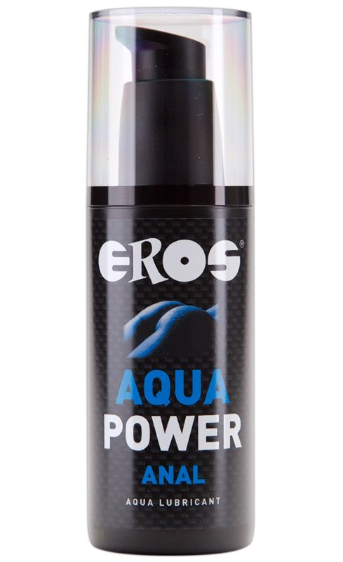 Gel Aqua Power Anal - 125 ml - Gel et lubrifiant/Gel à base d'eau - my-sexshop.fr