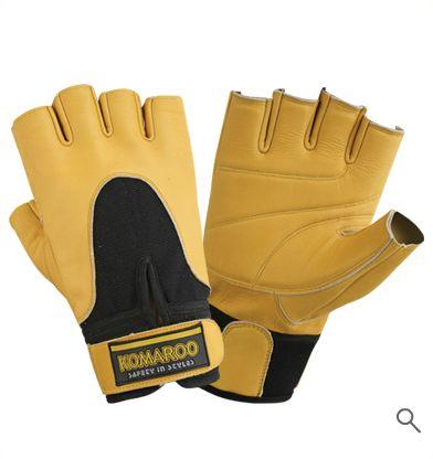Anti Vibration Gloves Art No: KLI-5007 Size: S/M/L/XL MOQ: 10 Piece  Description: Finger Less Glove, Palm Beige Soft CowHide Leather With Extra Gel Padding, Top Spandex, Neoprene Cuff & Velcro Closure.  For Sample & Custom Anti Vibration Gloves Order PM Or Email Us shafique@klinds.com  Website http://SafetyInStyles.com/  #KLI5007 #KLI #KomarooLeatherIndustry #KomarooLeather #LeatherIndustry #AntiVibrationGloves #AntiVibration #Gloves #FingerLessGlove #FingerLess #Glove #PalmBeigeSoftCowHide