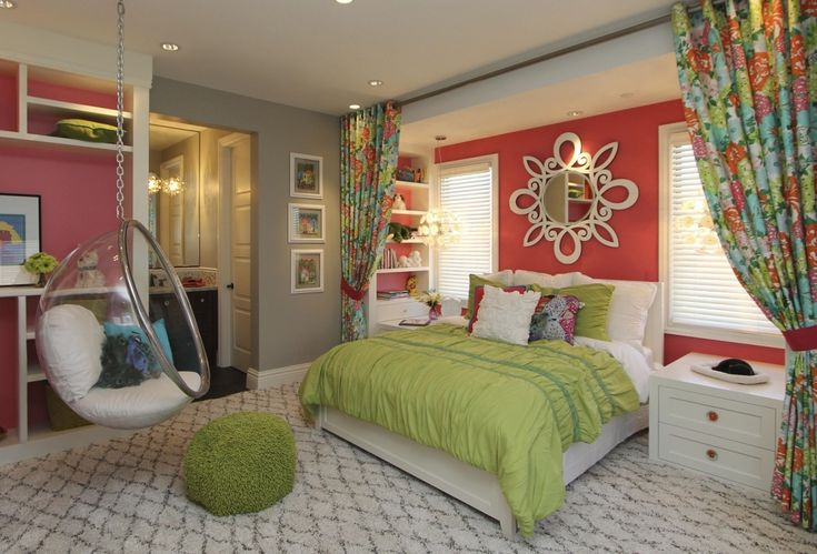 Luxury Kid Bedrooms hamptons inspired luxury kids girls bedroom before and after