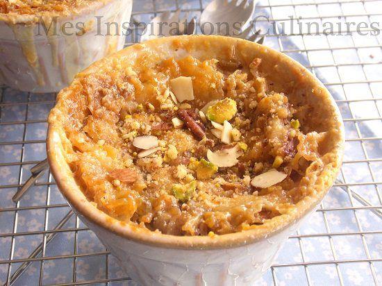 Oum Ali / pudding egyptien {أم-علي}