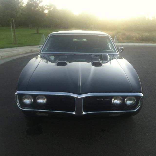 67 Pontiac 400 Firebird