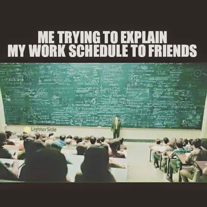 It's a lot easier to explain since I haven't flown in almost 3 months lol