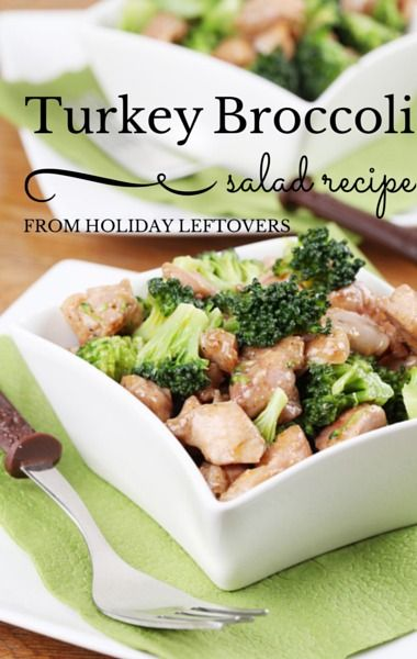 Dr Travis Stork was in the kitchen with Rachael Ray to make healthy use out of leftovers with his Broccoli & Turkey Salad Recipe. http://www.recapo.com/rachael-ray-show/rachael-ray-recipes/rachael-dr-travis-stork-broccoli-turkey-salad-recipe-guacamole/
