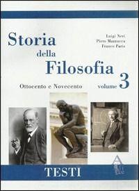 #Storia della filosofia. antologia. vol.3 neri edizione Alice edizioni  ad Euro 9.00 in #Alice edizioni #Libri