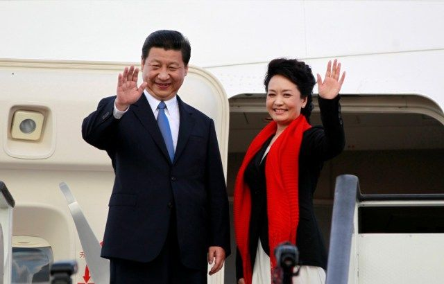 Mother Peng: Chinese first lady Peng Liyuan | China-underground ...