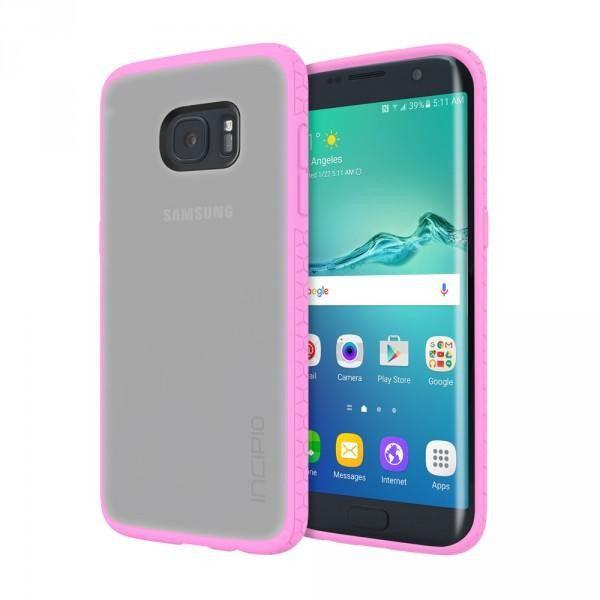 Incipio Samsung Galaxy S7 Edge Octane Case - Frost / Pink