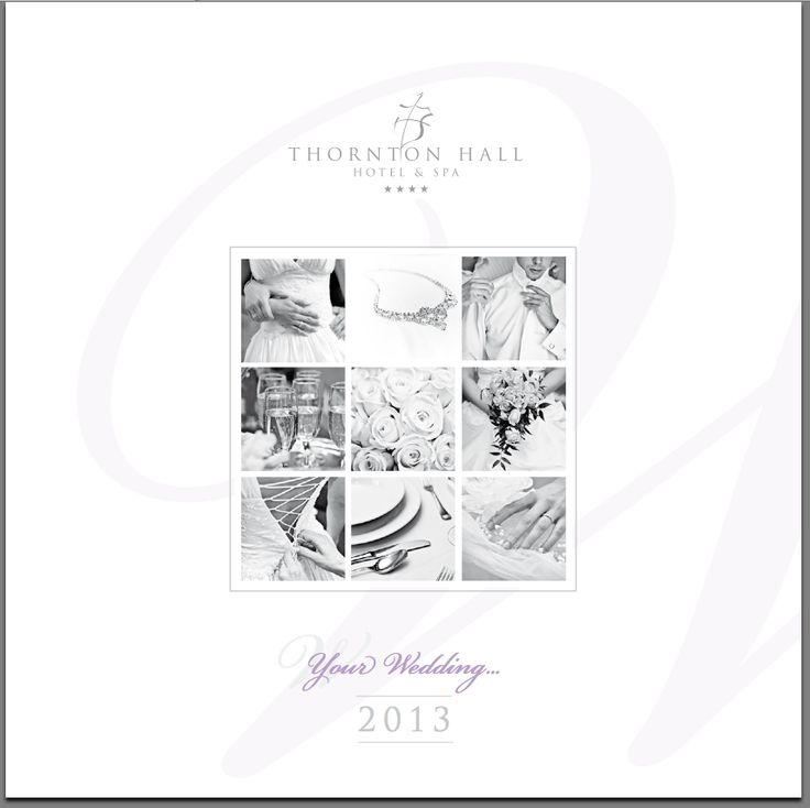 7 best weddingbrochure images on Pinterest Brochures, Wedding